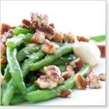 Recipe of : Honeyed Green Beans with Pecans and Cranberries ...