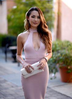 Blush Dress | Hapa Time | Bloglovin'