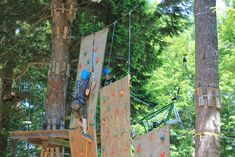Ontree Park offers excitement and physical challenges for people of all ages and ability. Close To Home, East Coast, Challenges, Age, World, Summer, The World, Summer Time, Verano