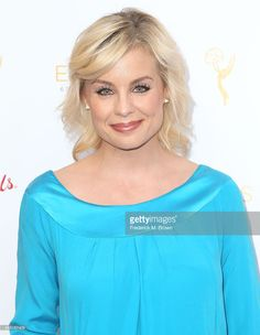 Actress Jessica Collins attends the Television Academy's Performers Peer Group Hold Cocktail Reception to Celebrate the 67th Emmy Awards at the Montage Beverly Hills Hotel on August 24, 2015 in Beverly Hills, California.