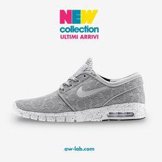 New Collection #AWLAB #NIKE STEFAN #JANOSKI MAX prezzo: 121,00€ http://www.aw-lab.com/shop/nike-sb-stefan-janoski-max-8012176