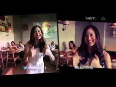 Behind the Scene Breakout NET - #itsagirlthing - YouTube