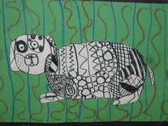 Lines, Dots, and Doodles: 2nd Grade