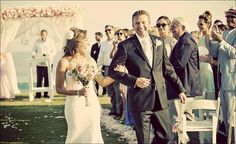 Blush and white wedding decor!! Los Cabos Wedding Flowers