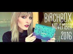MichelaIsMyName: November BIRCHBOX 2016 | MICHELA ismyname ❤️