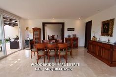 $890.000 Escazu real estate home for sale in gated community.