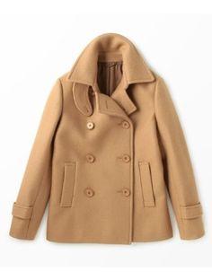 AIR MELTON P COAT コート