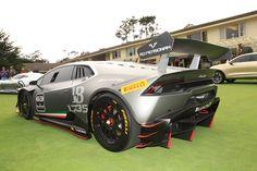 2015 Lamborghini Huracán LP 620-2 Super Trofeo