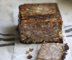Terrine Recipes on Pinterest | Terrine Recipes, Pork ...