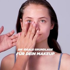 Matte Primer, Black Eye Makeup, The Face Shop, Facial Care, Makeup Tips, Told You So, Skin Care, Workout, Portrait