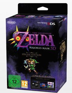 The Legend of Zelda: Majora's Mask 3D Edição Limitada 3DS, . Comprar jogos online na Fnac.pt