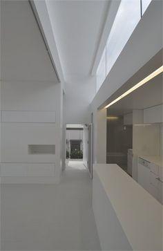 N House - Kasugai, Japan - 2011 - by D.I.G. Architects