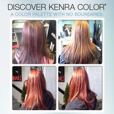 professional hair styles pin by kenra professional on reds and coppers 9637