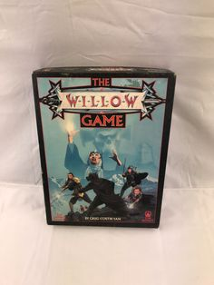 Willow - The Game - Tor Books Boardgame - Complete - Greg Costikyan 1988 - Rare! in Toys & Games, Games, Board & Traditional Games | eBay