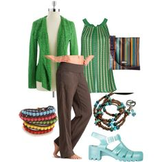 """""""Everyday wear: Getting ready for Fall"""" by wisedup1 on Polyvore"""