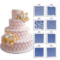 ART Kitchenware New 8pcs/set Wedding Cake Decorating Sten... https://www.amazon.com/dp/B01ID4XKK6/ref=cm_sw_r_pi_dp_x_K9.6xbD4F04DV