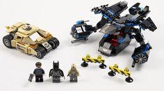 LEGO DC Universe Super Heroes  The Bat vs. Bane: Tumbler Chase -- $39.99