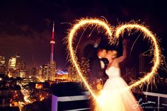 Love is in the air at Thompson Toronto - Photography: Lisa Mark Photography