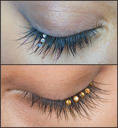 Colored Eyelash extensions | Eyelashes | Pinterest | Eyelash ...
