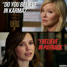Rollins from Law and Order: SVU and Lindsay from Chicago P. Chicago Justice, Nbc Chicago Pd, Chicago Shows, Chicago Med, Chicago Fire, Tv Quotes, Movie Quotes, Best Tv Shows, Favorite Tv Shows