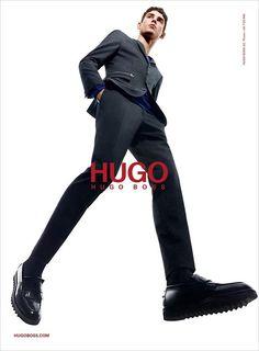 Arthur Gosse for HUGO by Hugo Boss Fall Winter 2015.16