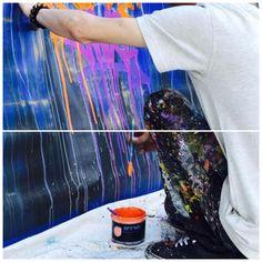 Orange pur Peinture APY'ART, Peinture pour artistes peintres et fresquistes