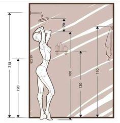 Bathroom Layout Plans, Small Bathroom Layout, Small Bathroom Dimensions, Kitchen Layout Plans, Toilet Design, Bathroom Design Luxury, Washroom Design, Home Room Design, Bathroom Fixtures