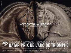 Prix de l'Arc de Triomphe, Paris ad, 2011.