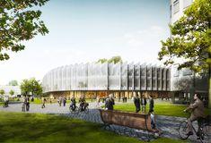 AstraZeneca Headquarters by Herzog