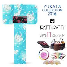2016 Summer Patti Patti Sakura Light Blue 11 items set