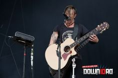 Shinedown at The Download Festival