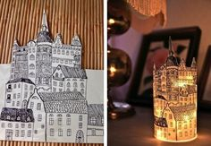 Let your individuality shine with stunning personalized paper lantern projects that will add a pop o