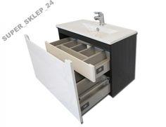 >< szafka   umywalka ceramiczna 60, 3 KOLORY