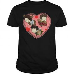 Supernatural  The moose The pie The bee Tshirt