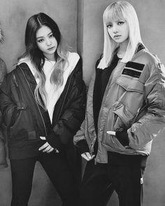 •Jennie and Lisa•