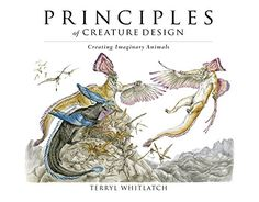Book Review: Principles of Creature Design: Creating Imaginary Animals | Parka Blogs