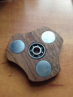 homemade hand spinner
