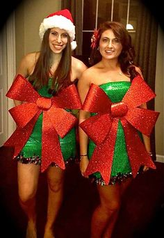 Christmas Party Costumes