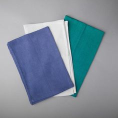Standard Huck Towels - CLEARANCE