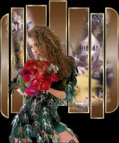 Beautiful Flowers Wallpapers, Beautiful Gif, Beautiful Women, Friendship Flowers, Home Health Remedies, Gif Pictures, Flower Quotes, Flower Wallpaper, Bellisima