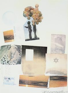 Robert Rauschenberg was an American painter and graphic artist whose early  works anticipated the pop art movement.