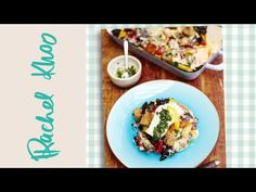Take a look inside my new book, Rachel Khoo's Kitchen Notebook and watch while I take you through some of my favourite recipes for different occasions. You c...