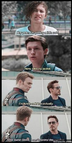 38 Incredibly Funny Spider-Man And Avengers Memes That Will Make Fans Laugh Like… - Marvel Fan Arts and Memes Marvel Avengers, Marvel Jokes, Ms Marvel, Hero Marvel, Funny Marvel Memes, Dc Memes, Avengers Memes, Avengers Funny Quotes, Funny Comics