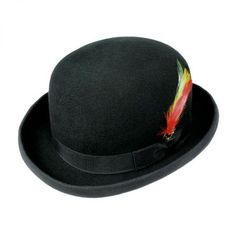 Charlie Chaplin simply remove the feather English Derby Hat available at   VillageHatShop Jaxon Hats a5949dd00d97