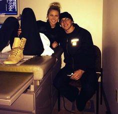 Tj Oshie & Lauren Cosgrove