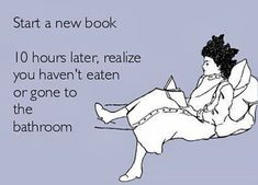 Has this happened to you? Check out the other 19 things you'll relate to if you have read a book in one sitting!