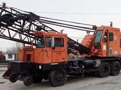 Galaxy Ice Cream, Crane Construction, Truck Engine, Little Giants, Rail Car, Rubber Tires, Trucks For Sale, Heavy Equipment, Locomotive