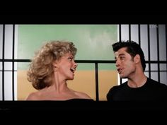 Olivia Newton John. John Travolta - GREASE / グリース 1978 - YouTube Grease Dance, Grease Movie, Grease 1978, John Travolta, Music Hits, 70s Music, Good Music, Songs To Sing, Music Songs