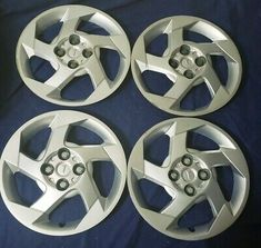 """4 TOYOTA COROLLA 2009 to 2013 HUBCAPS  LT SCRATCHES 15/"""" FACTORY Wheelcovers  LT"""