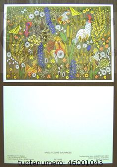 Mille fleurs sauvages